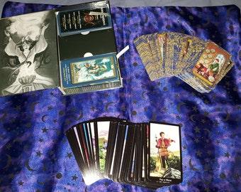 Witch's Tarot Reading Bundle