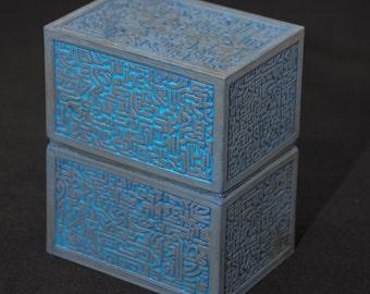 Hedron Deck Box