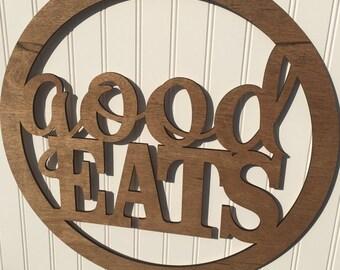 Good eats kitchen sign, good eats dining room sign, good eats sign, good eats decor, kitchen sign, dining room sign, kitchen decor