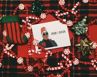 Beyoncé Christmas Card