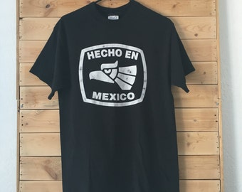 Vintage Mexico Shirt // Made In Mexico Shirt // Vintage Mexican Shirt