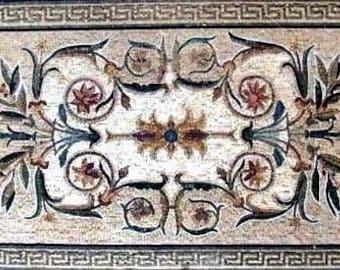 Garden Mosaic Artwork - Estee ||