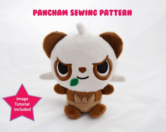 PlanetPlush Little Bear Sewing Pattern