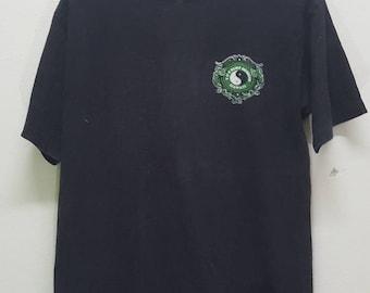 Vintage T & C designs hawaii big logo shirt