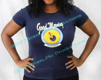 Good Morning Antioch First Run T-Shirts