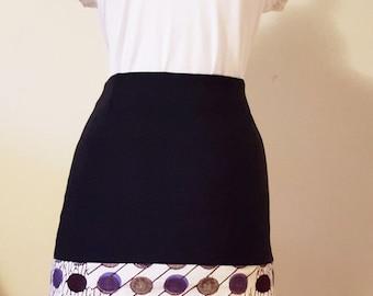 African miniskirt Rubistone