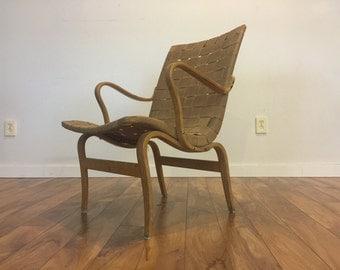 Mid-Century Bruno Mathsson Eva Chair