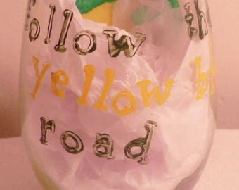 Yellow Brick Road cup