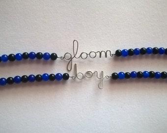 Lyric Bracelet Set - Gloom Boy/Girl