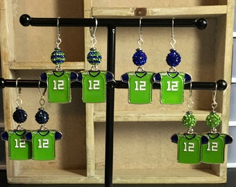 Color Rush 12 Dangle Earrings