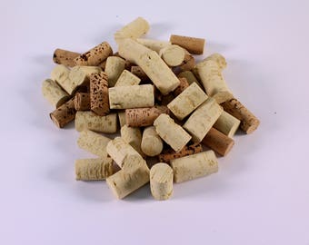 Cork Shapes 100g Various Size 3D Modelling Materials