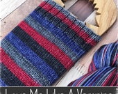 Love Me Like A Vampire - Thin Stripe - Self Striping Yarn - Fingering Weight