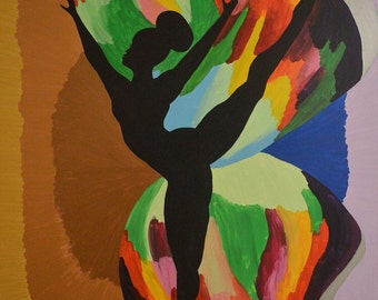 Tribute to Ailey: Liberation