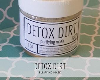 Detox Dirt Purifying Mask