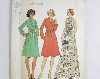 Vintage Simplicity Pattern 7220 Woman's Dress- Uncut