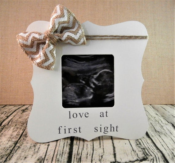 Pregnancy gift for new mom picture frame pregnancy like this item negle Images