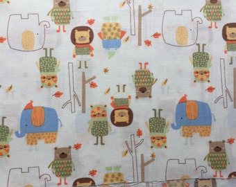 Animal Forest Fun Cushion / Pillow