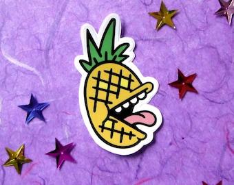 Spittin' Pineapple Sticker