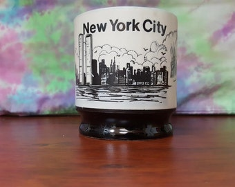 Vintage New York City Mug