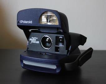 Polaroid OneStep auto focus 600 film camera