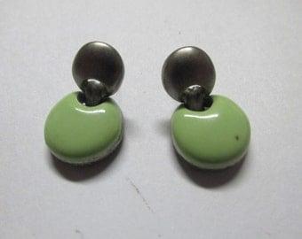 Vintage Earrings / Costume Jewelry / Estate Jewelry