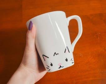 Cat Mug Kitty Mug Cat Lover Mug Crazy Cat Lady Mug Neko Atsume Aristocats Mug Are You Kitten Me Right Meow Mug Cat Person Mug