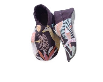 Jungle Animal Baby Shoes