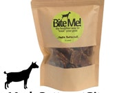 Maple Butternut Squash Bites - All Natural Goat Treats