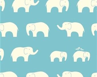 Birch Fabrics Elephant Family