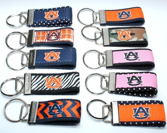 Auburn University web key chains