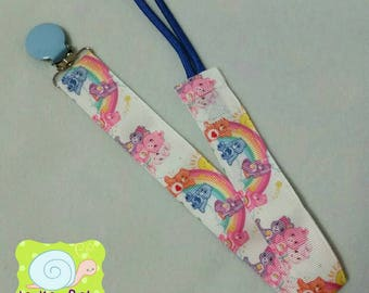 Care Bears Adult Pacifier Clip (ABDL)