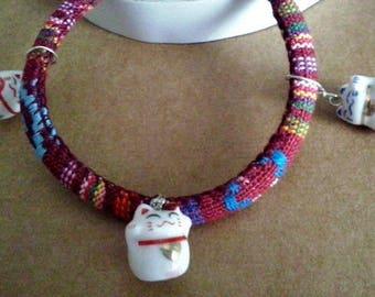 Japanese Maneki Neko Bracelet