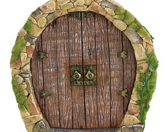 Fairy Garden  - Enchanted Fairy Door - Miniature