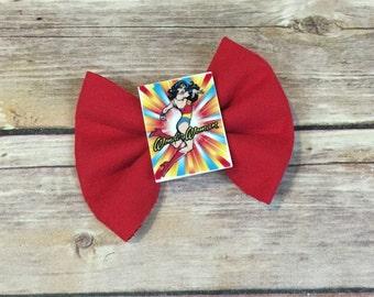 Wonder Woman bow