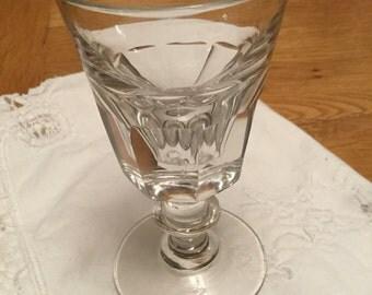 Victorian Antique Deceptive Bowl Glass