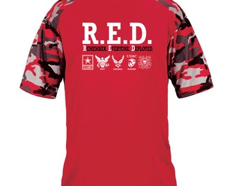 RED FRIDAY Special Edition Camo