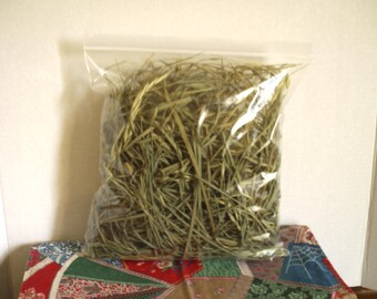 One (1) Large bag of Primitive Meadow Grass