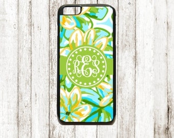 Monogram Cell Phone Case, iPhone case, Cell Phone Cover, Personalized Phone Case, Apple Case