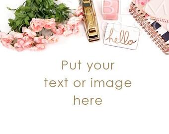 Styled Stock Photography / Styled Desktop / Digital Background / Social Media Images / Instagram Photo / Image Background / StockStyle-800