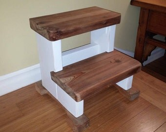 Two step stool.