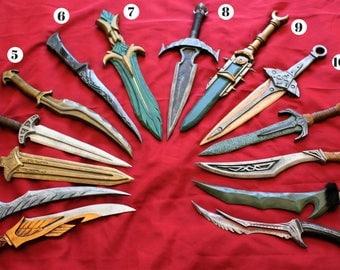Skyrim dagger. 40 cm. 16 inches