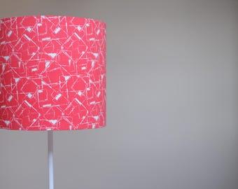 Coral Lamp Shade Etsy