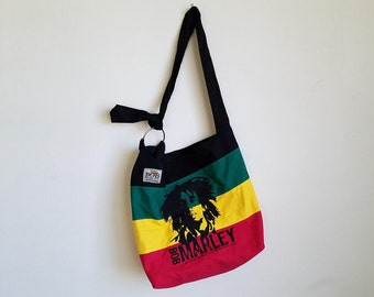 Bob Marley Rasta Color Bag