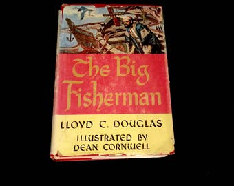 The Big Fisherman - Mid-Century Novel