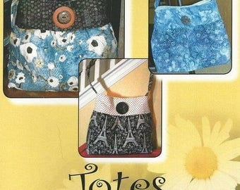PATTERN - Amy Lou's Purse from Totes by Sandy