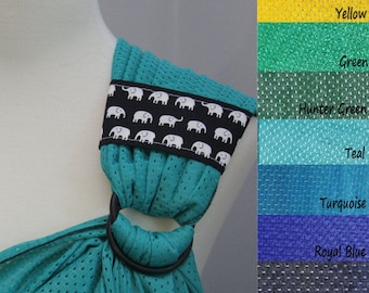 FREE GIFT** Elephants Water Ring Sling