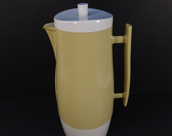 Vintage Aladdin's Beverage Butler, Aladdin's Thermos Pitcher, Hot & Cold Insulated Pitcher