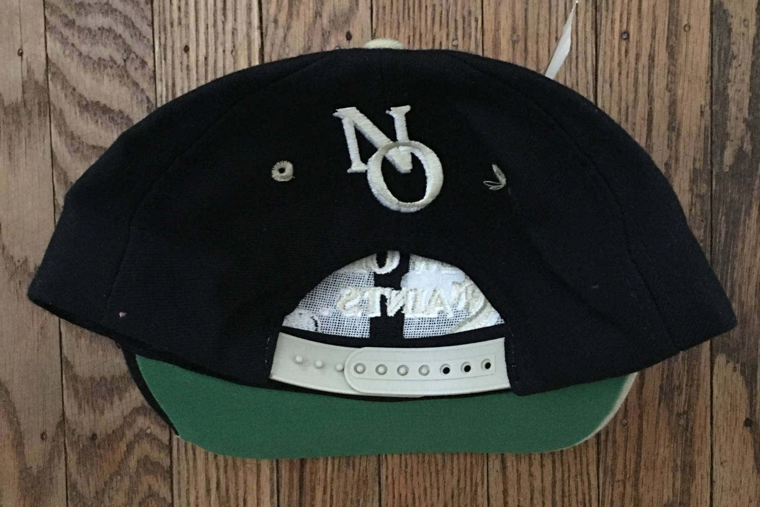 info for 3eec1 508a6 ... sale vintage 90s deadstock new orleans saints nfl snapback hat baseball  cap 9622f 1ce0e
