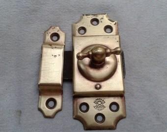latch French of brass, 1st half century XX