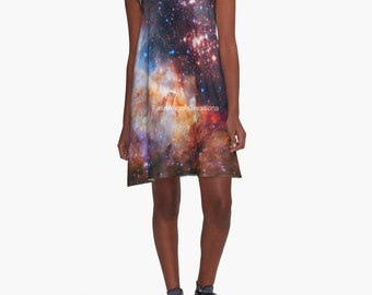 Westerlund Starfield A-Line Dress, 6 Sizes Available!